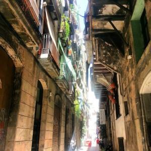 Ruelles de Barcelone