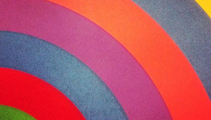 Art et metro: metro, boulot, dodo, peut-être, mais en couleurs!