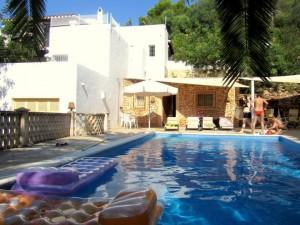 louer un maison à Ibiza