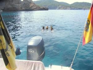 Snorkeling à Ibiza