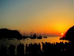 Benirras, nord d'Ibiza