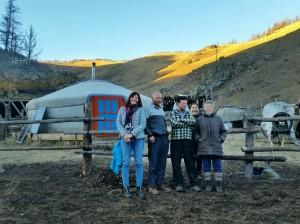expedition en mongolie