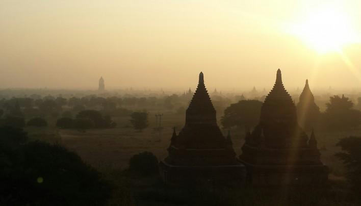 Mon coup de cœur pour le Myanmar (Birmanie)
