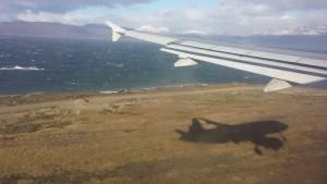 avion ushuaia
