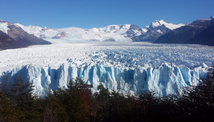 El Calafate et le glacier Perito Moreno